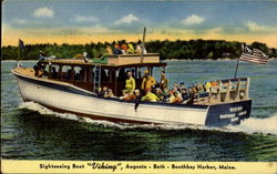 Sightseeing Boat Viking