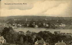 Newcastle And Damoriscotta