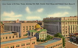 Civic Center Of El Paso