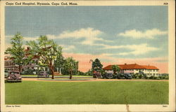 Cape Cod Hospital, Hyannis
