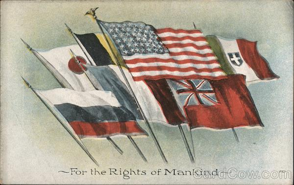 For the Rights of Mankind Patriotic