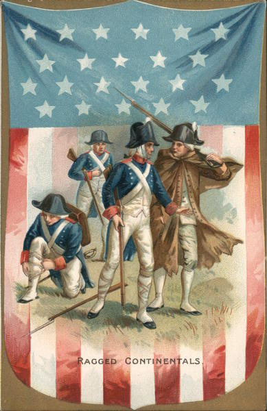 4th of July: Ragged Continentals