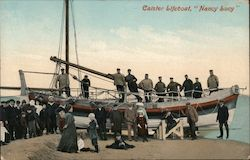 "Caister Lifeboat, ""Nancy Lucy"
