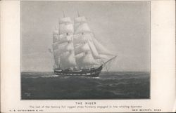 The Niger, a Whaling Ship