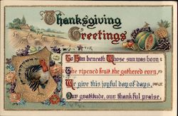 Thanksgivings Greetings