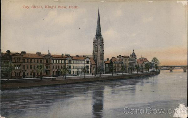 Tay Street, King's View, Perth Australia