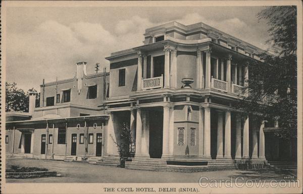 The Cecil Hotel Delhi India
