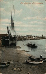 The Harbour, Littlehampton Postcard