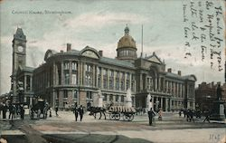 Council House, Birmingham Postcard