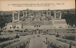 Exposition Internationale des Arts Decoratifs - Paris 1925