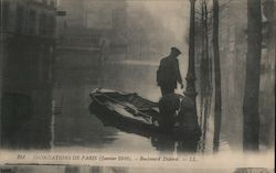 Boulevard Diderot, Great Flood of 1910