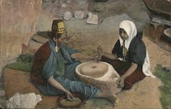 Jerusalem, Women at the Mill