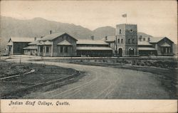 Indian Staff College Postcard