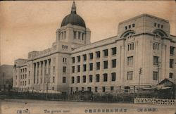 The govern ment (Capital Building) Postcard