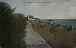 The Promenade, Chalkwell Beach, Thames Estuary