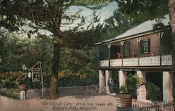 """Swizzle Inn"", Over 100 Years Old Postcard"