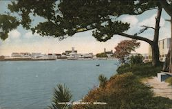 Hamilton from Paget, Bermuda