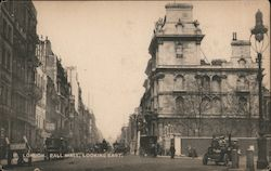 Pall Mall, Looking East Postcard