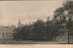 Inner Temple from the Gardens