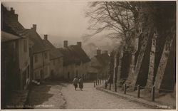 Gold Hill Postcard