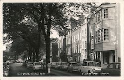 Hampstead, Church Row Postcard