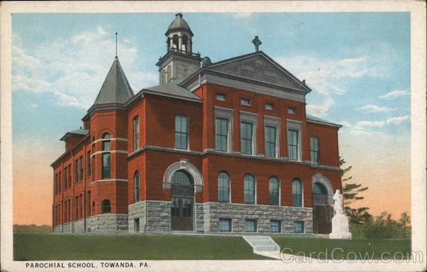 Parochial School Towanda Pennsylvania