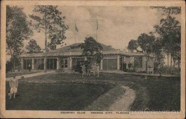 Country Club, Orange City, Florida
