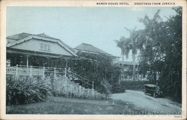 Manor House Hotel Jamaica