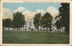 Agricultural Building, University of Arkansas