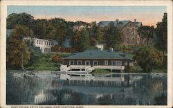 Boat House, Smith College