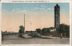 Eastern Parkway and Water Tower
