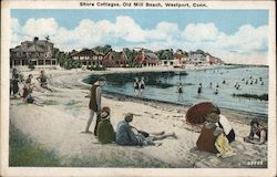 Shore Cottages, Old Mill Beach