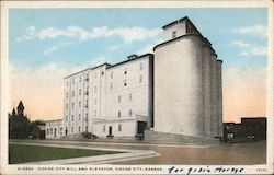 Dodge City Mill and Elevator