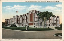 Independence High School Building