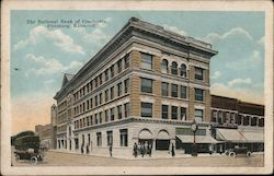 The National Bank of Commerce Postcard
