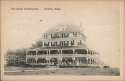 The Hotel Nobscussett
