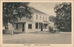 Post Office, Cape Cod