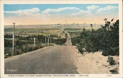 State Highway to Coast Guard Station, Cape Cod