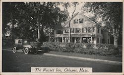 The Nauset Inn Postcard