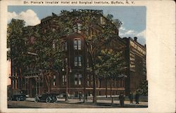 Dr. Pierce's Invalid's Hotel and Surgical Institution Postcard