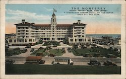 The Monterey, Distinctive Resort Hotel on the Ocean