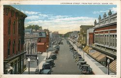 Lockerman Street, From Post Office