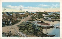 Menemsha By-the-Sea