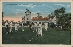 Golf and Country Club, Coral Gables