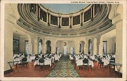 Dining Room, Tampa Bay Hotel Postcard