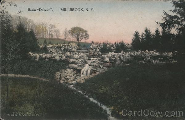 Basin Daheim Millbrook New York