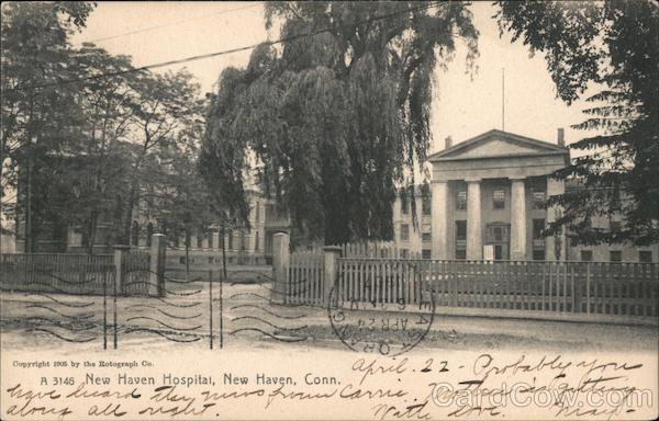 New Haven Hospital Connecticut