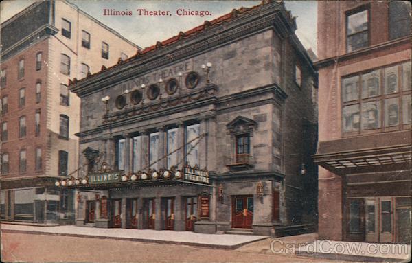 Illinois Theater Chicago