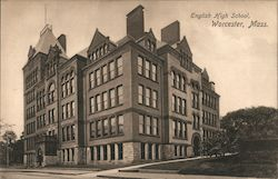 English High School