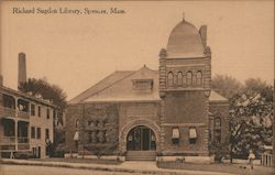 Richard Sugden Library Postcard